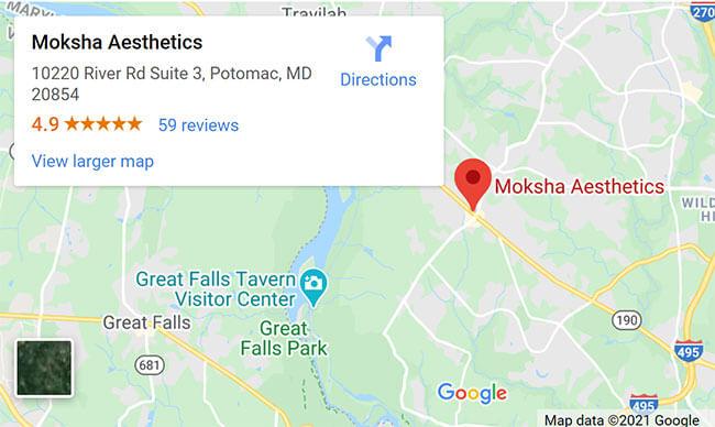 Moksha Aesthetics Potomac MD